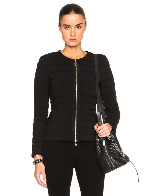 Moncler   Black Corb Jacket   Lyst