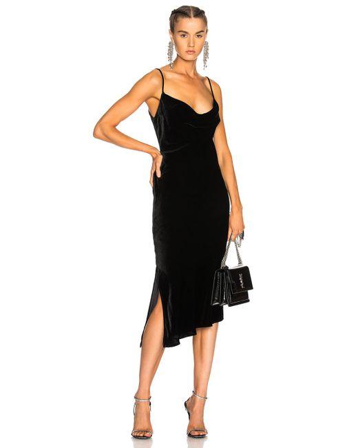 AG Jeans - Black Gia Dress - Lyst