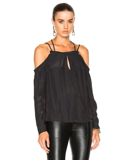 Calvin Rucker | Black Absolutely Top | Lyst