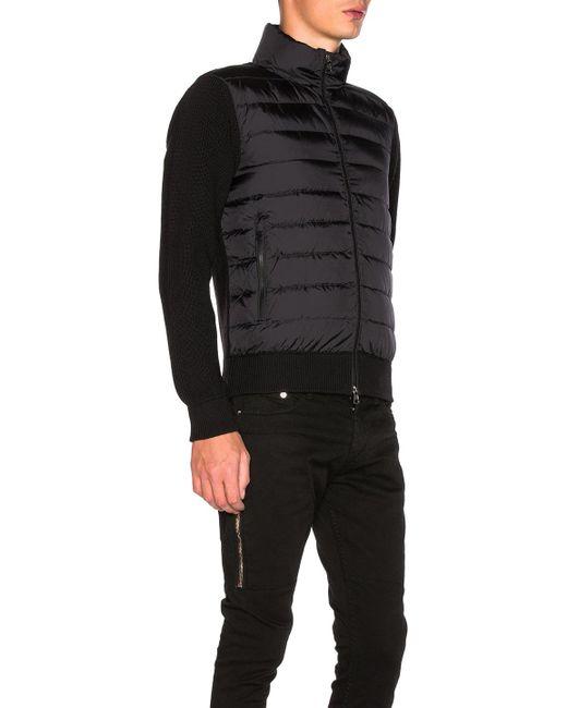 moncler jacka maglione