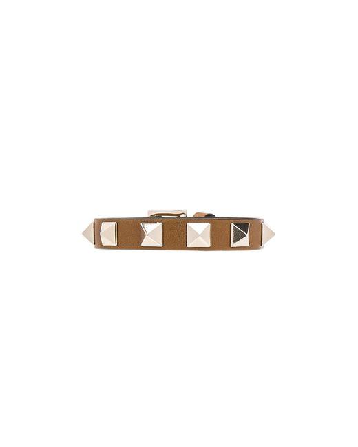 Valentino | Multicolor Rockstud Bracelet for Men | Lyst