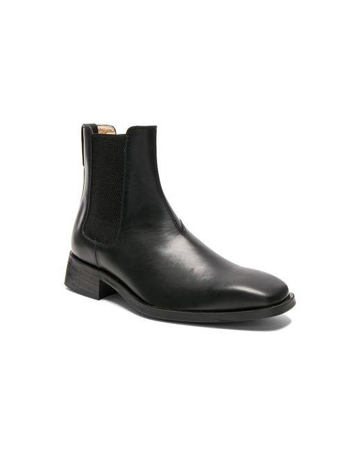 Stella McCartney - Black Chelsea Boots - Lyst
