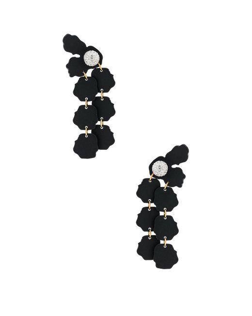 Lele Sadoughi - Multicolor Petal Drop Earrings - Lyst