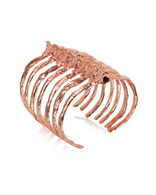 Bjorg - Pink After Eden Spine Cuff - Lyst