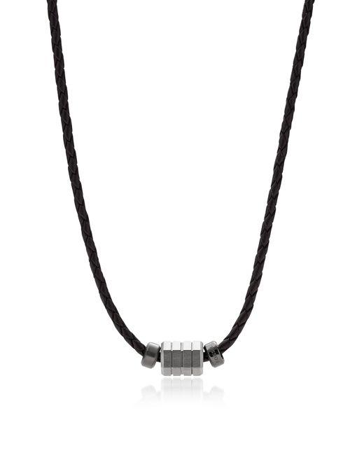 Fossil - Black Jf02877998 Men's Dress Men's Necklace for Men - Lyst
