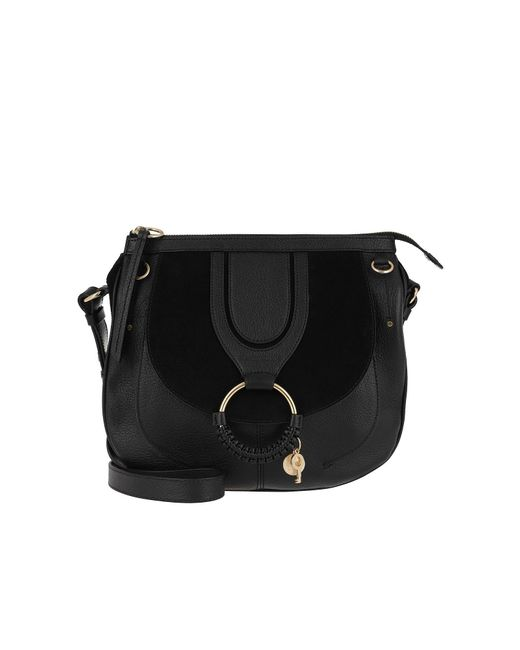Lyst - See By Chloé Hana Tote Bag Small Black in Black - Save 36% 322075278e419