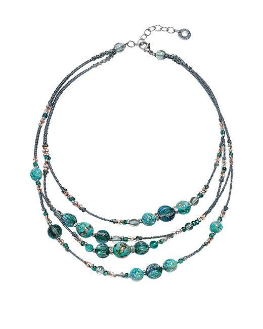 Antica Murrina | Green Elizabeth 1 Murano Glass Necklace | Lyst