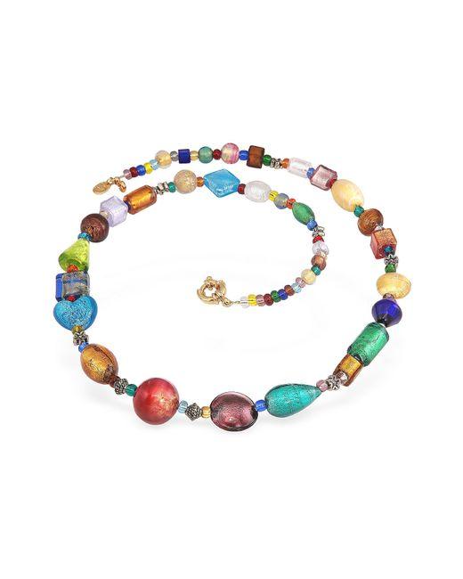 Antica Murrina | Fanny - Multicolor Murano Glass Bead Necklace | Lyst