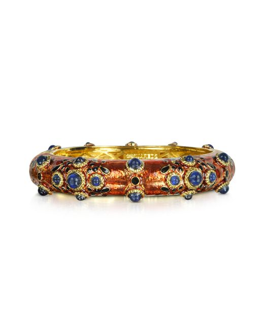 DSquared² | Multicolor Charlotte Brass And Enamel Bracelet | Lyst
