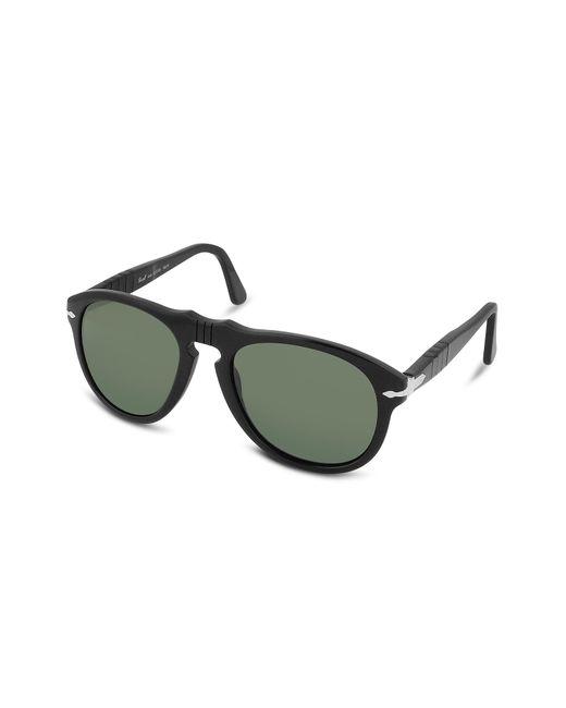 Persol - Black Arrow Signature Aviator Plastic Sunglasses - Lyst