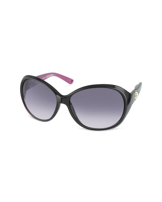 Juicy Couture | Black Quaint - Round Sunglasses | Lyst