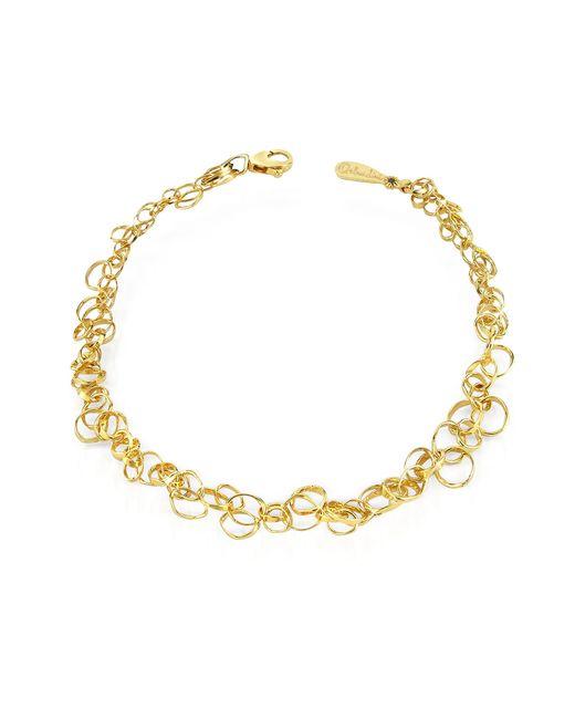 Orlando Orlandini | Scintille - 18k Yellow Gold Bracelet | Lyst