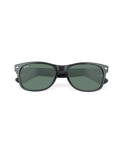 Ray-Ban | Gray New Wayfarer - Square Acetate Sunglasses | Lyst