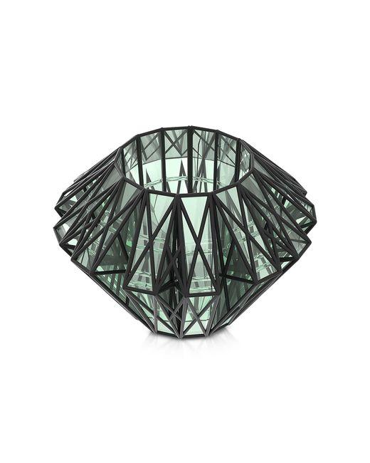 Vojd Studios | Gray Translucent Glass Cage Statement Cuff | Lyst