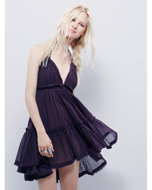 Free People | Black 100 Degree Dress | Lyst