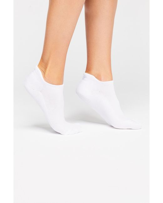 Free People - White Support Movement Sock By Tavi Noir - Lyst
