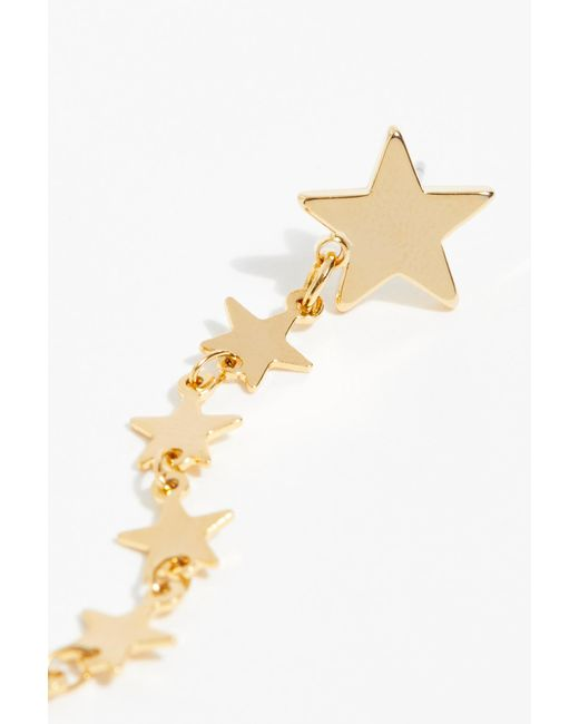Free People - Metallic Starline Single Earring By Zhuu - Lyst