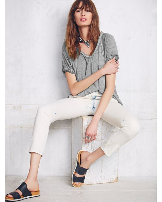 Free People | Multicolor We The Free Free Fallin Tee | Lyst