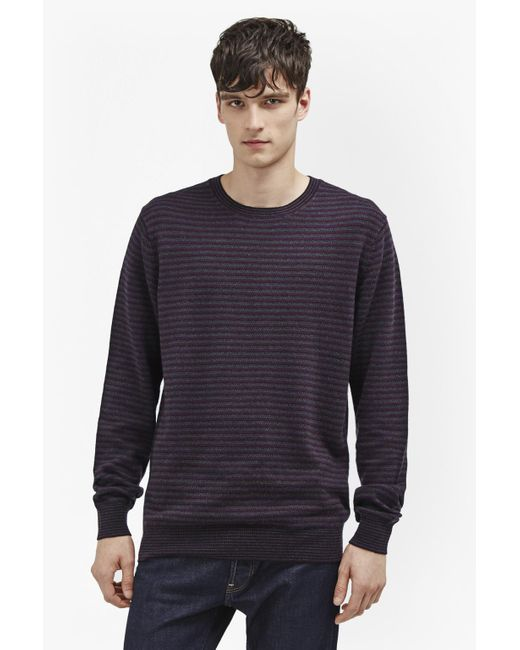French Connection | Multicolor Minette Micro Knits Jumper for Men | Lyst