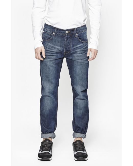 French Connection | Blue James Regular Jeans for Men | Lyst