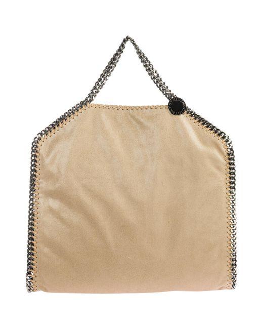 4458da4456f Lyst - Stella McCartney Falabella Tote Bag in Natural - Save 28%