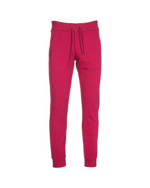 Versace Jeans - Red Sport Jumpsuit Trousers Slim for Men - Lyst