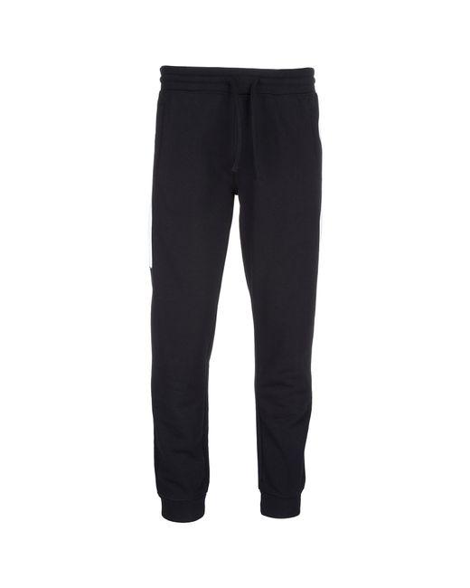 Emporio Armani - Black Sport Jumpsuit Trousers for Men - Lyst