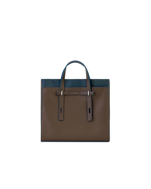 Furla | Tote New Brown A | Lyst