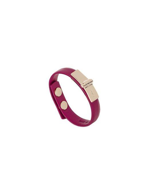 Furla | Purple Bracelet Amarena B | Lyst