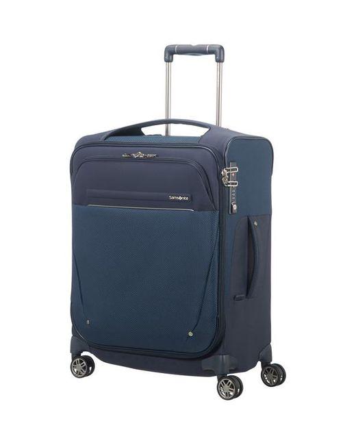 5f628883f7 Samsonite - Blue Valise souple cabine B-Lite Icon 4R 55 cm for Men -