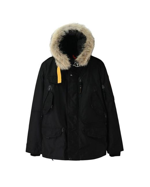 Parajumpers - Black Parka Right Hand for Men - Lyst ...