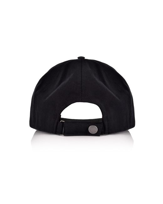 b50786c4082 ... Off-White c o Virgil Abloh - Black Off Wings Baseball Cap - Lyst ...