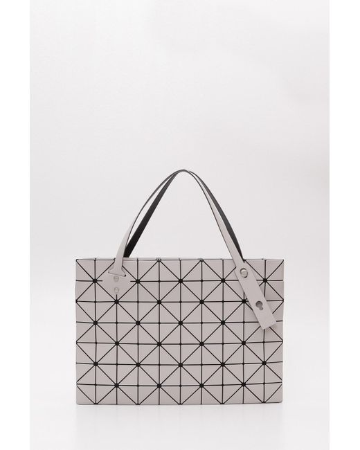 Bao Bao Issey Miyake - Multicolor Rock Lucent Frost Tote Bag - Lyst ... de06805f74641