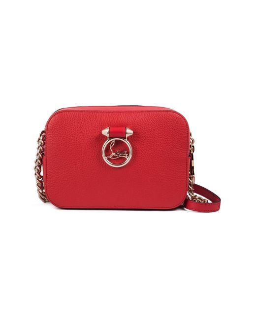 Christian Louboutin - Red Rubylou Mini Bag - Lyst