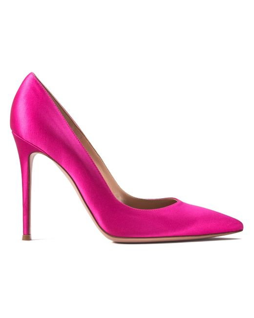 Gianvito Rossi - Pink Pumps 105 - Lyst