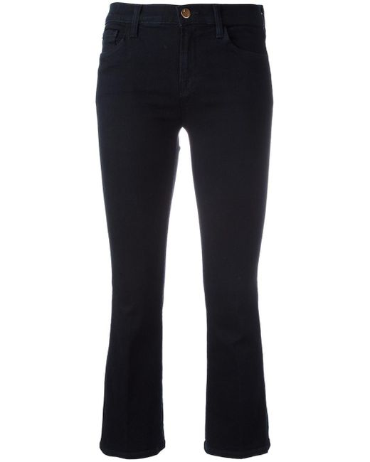J Brand - Multicolor Cropped Jeans - Lyst