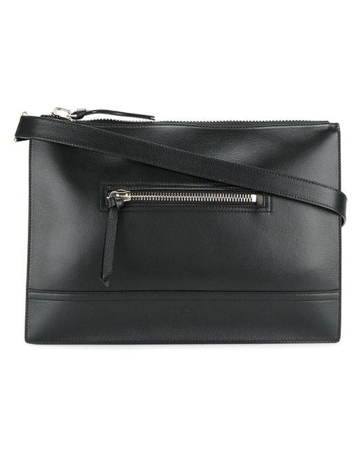 Givenchy - Black Zip Feature Shoulder Bag for Men - Lyst