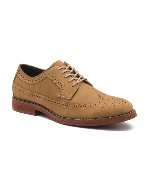 G.H. Bass & Co. | Brown Jack Wingtip Oxford for Men | Lyst