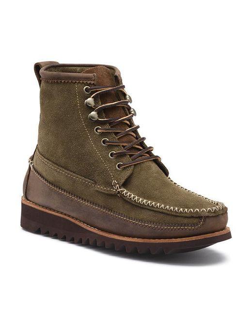 G.H. Bass & Co. | Green Ranger Moc Ii Lyndon High Boot for Men | Lyst