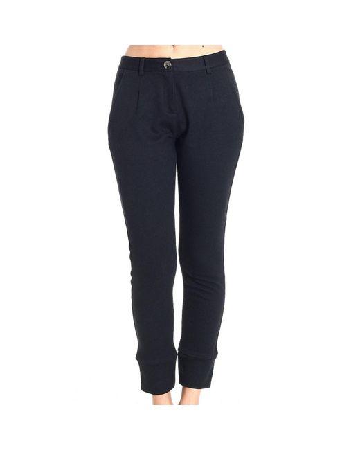 Pinko - Black Women's Pants - Lyst