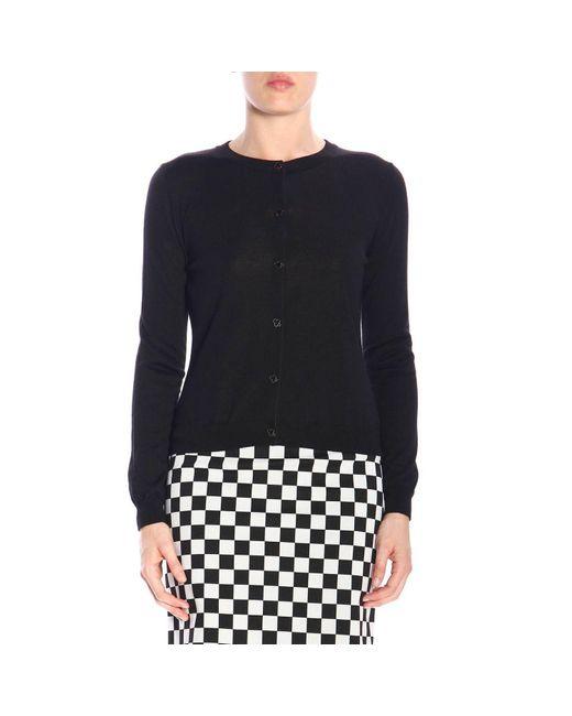 Boutique Moschino Black Women's Sweater