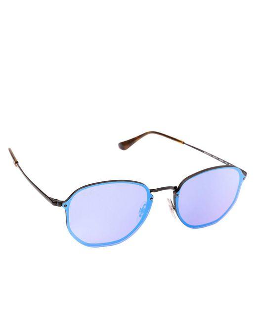 7934d6a2efb Ray-Ban - Black Sunglasses Women - Lyst ...