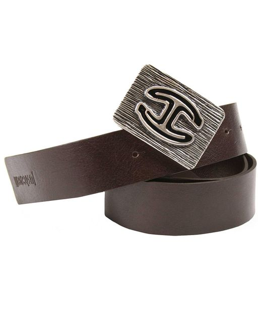 Just Cavalli | Brown Roberto Cavalli Men's Belts for Men | Lyst