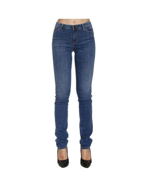 Armani Jeans | Blue Jeans Women | Lyst