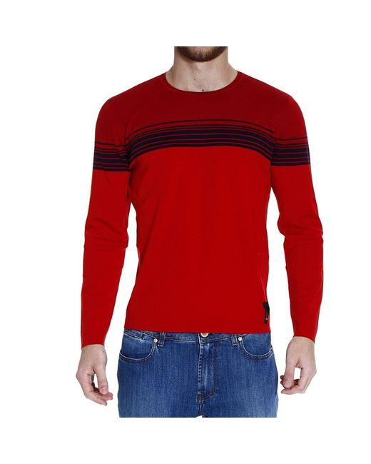 Fendi | Blue Men's Sweater for Men | Lyst