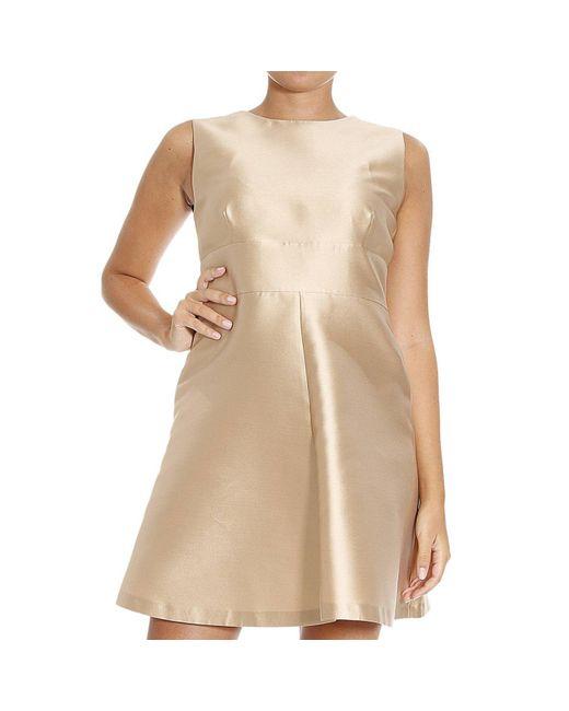 RED Valentino | Natural Valentino Women's Dress | Lyst