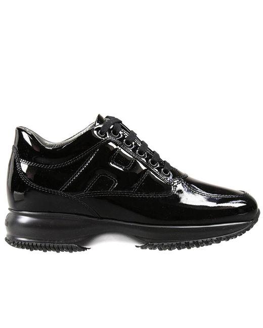 Hogan | Black Women's Sneakers | Lyst