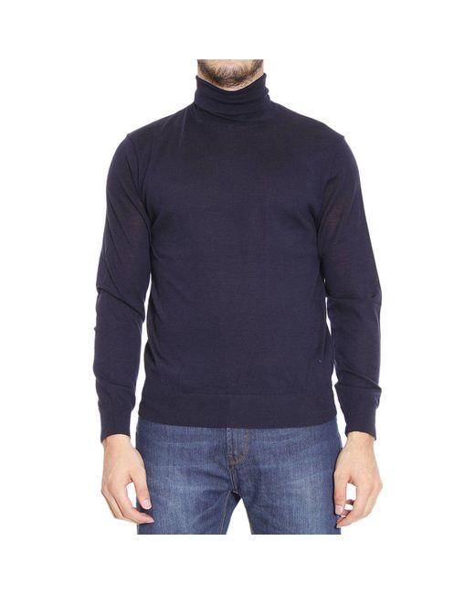 Polo Ralph Lauren | Blue Men's Sweater for Men | Lyst