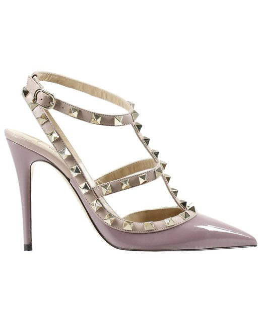 Valentino | Purple Heels Shoes Woman | Lyst