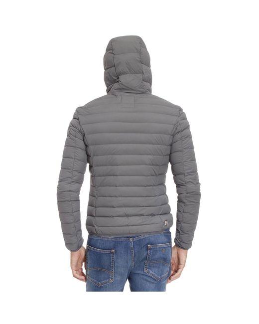 colmar jackets man in grey for men lyst. Black Bedroom Furniture Sets. Home Design Ideas
